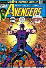 Avengers (1963 series) #109 in Very Fine condition