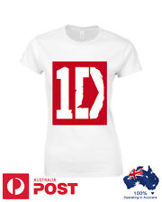 One Direction Pop Band Inspired Womens T-Shirt
