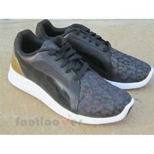 Shoes Puma ST Trainer Evo Gleam 361538 01 Woman Running Sneakers Black Glitter G