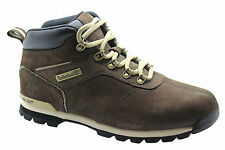 Timberland Earthkeepers EK Splitrock Hiker Mens Boots Brown Leather 6601B U4