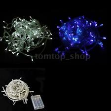 10M 80LED Christmas/Wedding/Party Decoration String Lights Steady/Flash Hot D0H1