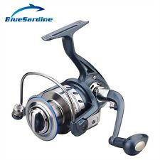 12+1 BB 5.5:1 Fishing Reel Spinning Reel Metal Front Drag 1000 - 7000
