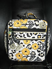 Vera Bradley GO WILD  Lunch Break Insulated Tote Bag Cooler NEW - NWT