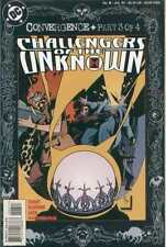 Challengers of the Unknown (1997 series) #6 in Near Mint + condition