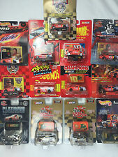 Lot of 13 Ricky Rudd Tide Hot Wheels Diecast 1:64 Cars Racing Champions Nascar