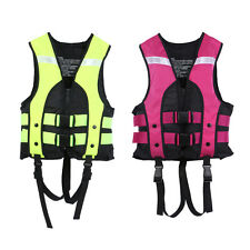 Child Water Sports Vest Swimming Jackets Kids Life Saving Gilet Two Color Choice