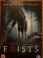 Exists dvd ( big foot Blair witch)