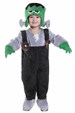 Deluxe Premium Little Monster Frankenstein Toddler Infant Baby Costume NEW