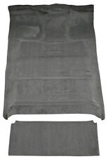 1987-1996 Ford F-250 Crew Cab 2WD Automatic Cutpile Factory Fit Carpet