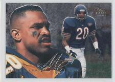 1995 Fleer Flair Preview 5 Mark Carrier Chicago Bears Carolina Panthers Card 0c4