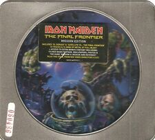 Iron Maiden - The Final Frontier Mission Edition (CD) Ltd Edition OOP Tin Case