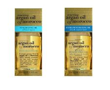 OGX Organix Renewing Argan Oil of Moroccan Penetrating oil Normal Extra 100ml