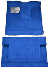 1975-1979 Ford F-250 Crew Cab 4WD 4 Speed Cutpile Factory Fit Carpet