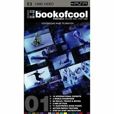 Book Of Cool [UMD Mini for PSP] [2005]