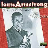 "LOUIS ARMSTRONG ""The Best of the Decca Years 2: 1998 Sy Oliver, Henry Red Allen+"