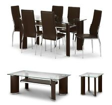 Boston Dining Set , Combination of Luxury Dining Tables and Chairs