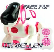 New Pink Smart Dog Infrared Remote Control Christmas gift for boys and girls