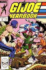 G.I. Joe: A Real American Hero (1982 series) Yearbook #4 in NM - condition