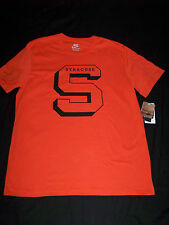Nike Sportswear Men's Syracuse University Orange Shirt NWT