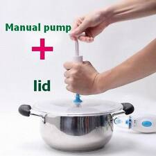 Airtight vacuum seal cover Universal airtight vacuum lid for food preservation