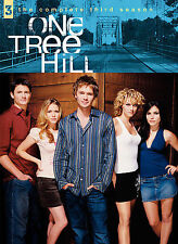 One Tree Hill - The Complete Third Season (DVD, 2006, 6-Disc Set) Factory Sealed