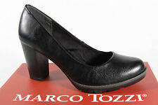 Marco Tozzi 22404 Court shoes Slippers Casual shoes black soft inner sole NEW