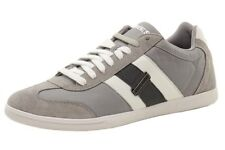 Diesel Men's Lounge Lace-Up Paloma/White Leather Sneakers Shoes
