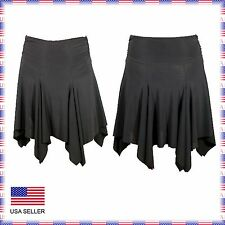 2050bk (5 sizes) Brand New Women Ballroom Latin Rhythm Salsa Social Dance Skirt