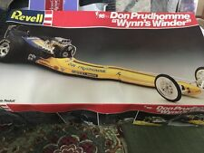 "Revell 1/16 Don Prudhomme ""Winn's Winder"" #7476 UNSTARTED NIOB"