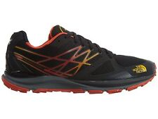 North Face Ultra Cardiac Mens CCN6-LE6 Black Yellow Trail Running Shoes Size 13