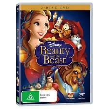 BEAUTY AND THE BEAST : NEW Disney DVD