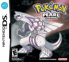 Pokemon: Pearl Version (Nintendo DS, 2007) Usually ships within 12 hours!!!