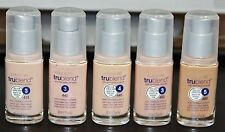 2X COVERGIRL TRUBLEND BLENDABLE MINERAL LIQUID MAKE UP FOUNDATION CHOOSE SHADES