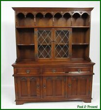 WOOD BROS OLD CHARM YORK WELSH DRESSER SIDEBOARD - DELIVERY AVAILABLE