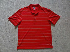 Mens Greg Norman Play Dry Golf Polo Shirt - Size Large, Excellent Condition