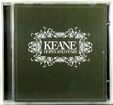 Keane Hopes and Fears Special Edition 2004 Universal CD Keane