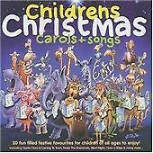 Children's Christmas Carols and Songs, Good, Various Artists,