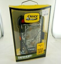 OtterBox Realtree Camo AP Blazed Apple iPhone 5 5S Defender Case+Holster Clip