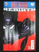 DC Comics: BATMAN BEYOND: REBIRTH #1 NOVEMBER 2016 # 17I43