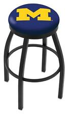 University of Michigan Wolverines Counter Height Bar Stool Barstool