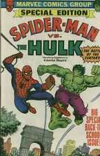 Amazing Spider-Man vs. The Hulk (Supplement to the Columbus Dispatch) #1 in VF +