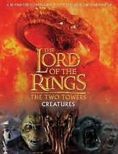 The Two Towers Creatures by J. R. R. Tolkien and David Brawn (2002, Paperback, M