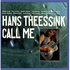 Call Me Hans Theessink Audio CD