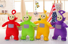 Teletubbies Po Tinky Winky Laa Dipsy Plush Toy Baby Soft Doll Room Decoration
