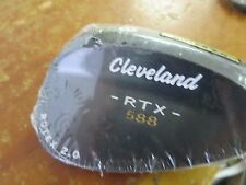 NEW CLEVELAND 588 RTX BLACK PEARL WEDGE 60*/10* DYNAMIC GOLD