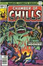 Chamber of Chills (1972 series) #25 in Fine condition. FREE bag/board