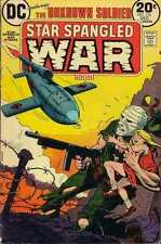 Star Spangled War Stories (1952 series) #176 in Fine - condition