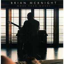 More Than Words Brian McKnight Audio CD
