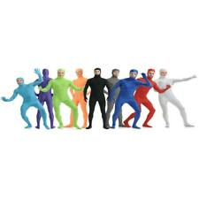 Open Face Full Lycra Spandex Zentai Suit for Halloween Party Fancy Dress Costume