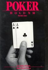 USED (GD) Poker - Hold 'Em: Book One by Andy Nelson